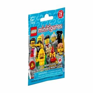LEGO - Minifigures Serie 17/ Collectable Minifigures (71018)