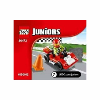 LEGO Juniors - Easy to Build: Rennwagen/ Racer Polybag (30473)