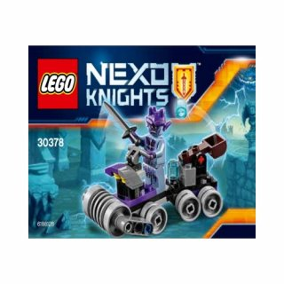 LEGO - Nexo Knight: Donner-Quad/ Shrunken Headquarters Polybag (30378)