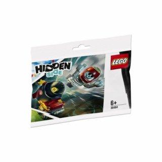 LEGO - Hidden Side: El Fuegos Stunt-Kanone/ El Fuegos Stunt Cannon Polybag (30464)