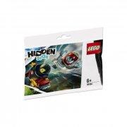 LEGO - Hidden Side: El Fuegos Stunt-Kanone/ El Fuegos...