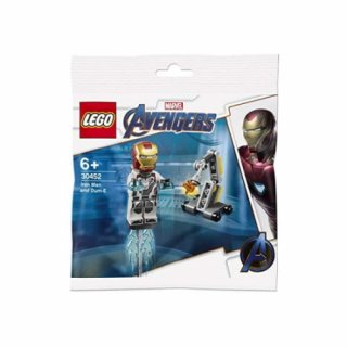 LEGO - Marvel Super Heros: Iron Man und Dum-E/ Iron Man and Dum-E Polybag (30452)