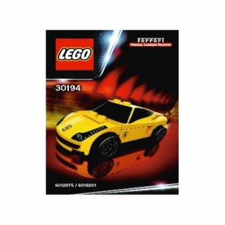 LEGO - Racers: Ferrari 458 Italia Polybag (30194)