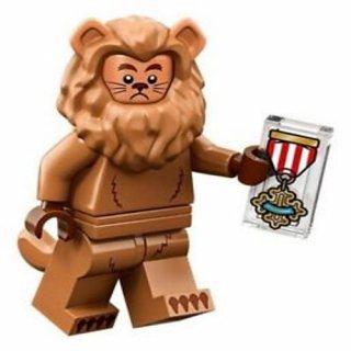 LEGO - The Lego Movie 2: Minifiguren #17 Der feige Löwe/ Cowardly lion (71023)