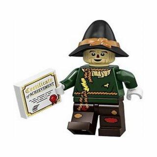 LEGO - The Lego Movie 2: Minifiguren #18 Vogelscheuche/ Scarecrow (71023)