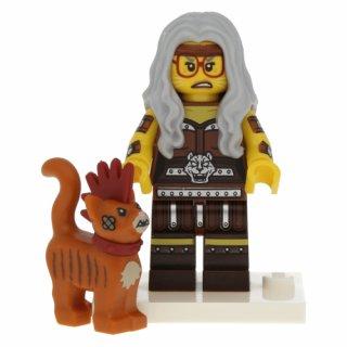 LEGO - The Lego Movie 2: Minifiguren #6 Sherry Scratchen-Post & Scarfield (71023)