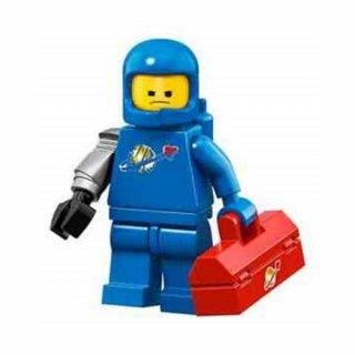 LEGO - The Lego Movie 2: Minifiguren #3 Apocalypse-Benny/ Apocalypseburg Benny (71023)