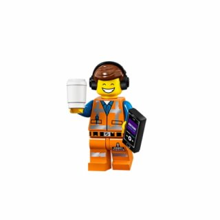 LEGO - The Lego Movie 2: Minifiguren #1 Remix-Emmet/ Awesome Remix Emmet (71023)