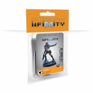 Corvus Belli: Infinity - Nagas (Hacker)