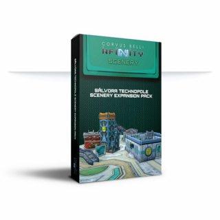 Salvora Technopole Scenery Expansion Pack