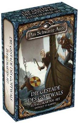 DSA: Zufallskarten-Set - Die Gestade des Gottwalls (DE)