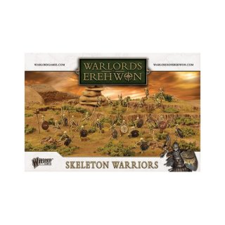 Warlords of Erehwon - Skeleton Warriors