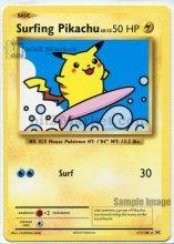 Pokemon: Surfendes Pikachu/Surfing Pikachu EN NM...