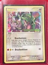 Pokemon: Rayquaza / Rayquaza DE EX Promo Stamp (EX...