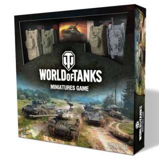 World of Tanks: Miniatures Game (EN)