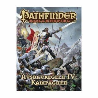 Pathfinder 1. Edition: Ausbauregeln IV - Kampagnen Taschenbuch (DE)