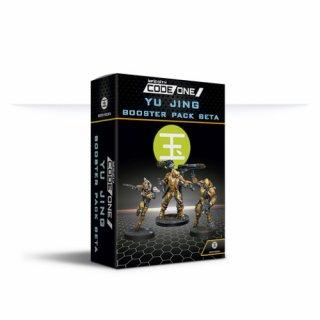Corvus Belli: Infinity - Yu Jing Booster Pack Beta