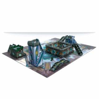 Corvus Belli: Infinity - Kaldstrom Scenery Expansion Pack