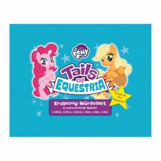 My Little Pony: Tails of Equestria - Earth Pony Würfelset (DE)