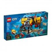 LEGO - City: Meeresforschungsbasis/ Ocean Exploration...