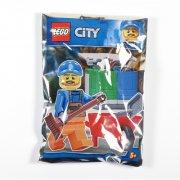 LEGO - City: Straßenarbeiter/ Garbage Man Foilpack