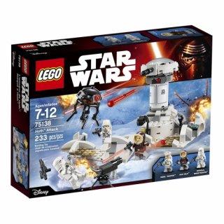 LEGO - Star Wars: Hoth Attack (75138)