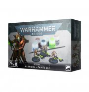 Warhammer 40.000: Necrons - Warriors + Paints Set