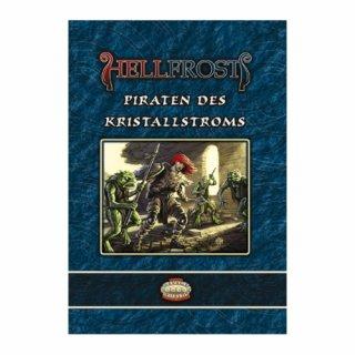Savage Worlds: Hellfrost - Piraten des Kristallstroms (DE)
