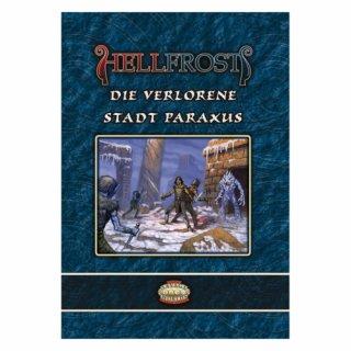 Savage Worlds: Hellfrost - Die verlorene Stadt Paraxus (DE)