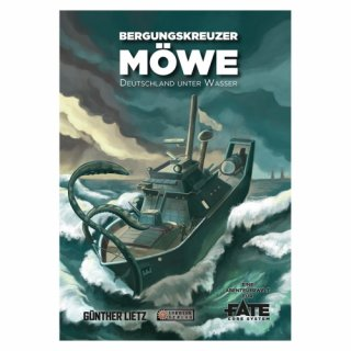 Fate: Bergungskreuzer Möwe - Deutschland unter Wasser (DE)