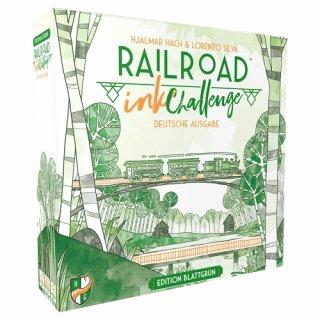 Railroad Ink Challenge: Edition Blattgrün (DE)