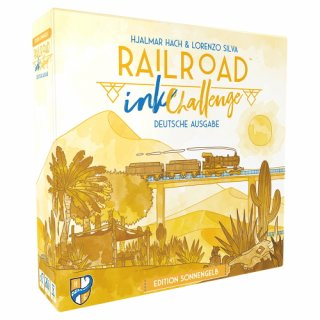 Railroad Ink Challenge: Edition Sonnengelb (DE)
