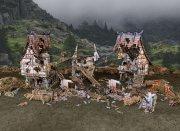 Battle Systems - Village Ruins
