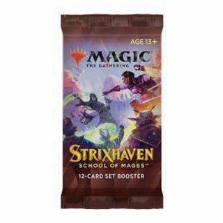 MTG - Strixhaven: School of Mages Set Booster (EN)