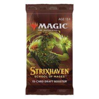 MTG - Strixhaven Draft Booster (EN)
