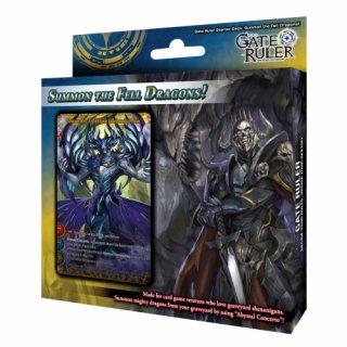 Gate Ruler: Summon the Fell Dragons! Starter Deck (EN)