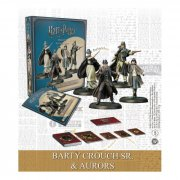 Harry Potter Miniatures Adventures Game: Barty Crouch Sr....