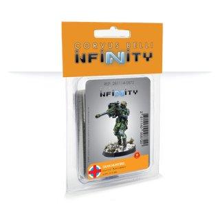 Corvus Belli: Infinity - Tankhunters Regiment