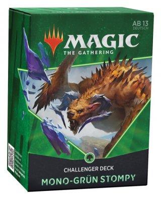 Challenger Decks 2021: Mono Green Stompy (EN)