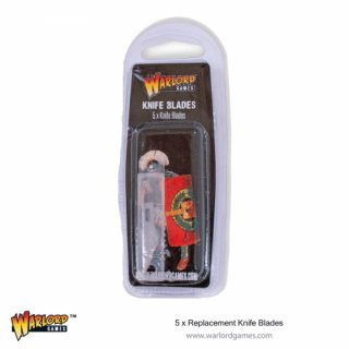 Warlord Games: Knife Blades