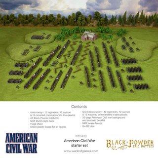 Black Powder - American Civil War Starter Set