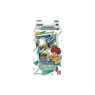Digimon Card Game: Starter Deck Giga Green (EN)