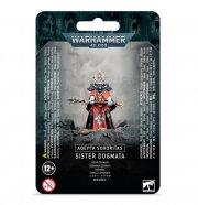 Warhammer 40.000: Adepta Sororitas Sister Dogmata