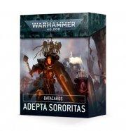 Warhammer 40.000: Adepta Sororitas Datakarten (DE)