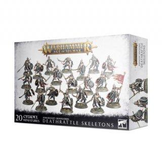 Warhammer Age of Sigmar: Deathrattle Skeletons