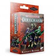 Warhammer Underworlds: Direchasm - Kainans Schnitter (DE)