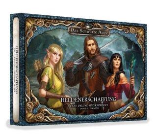 DSA: Heldenerschaffung Spielkartenset (DE)