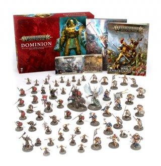 Warhammer Age of Sigmar: Vorherrschaft (DE)