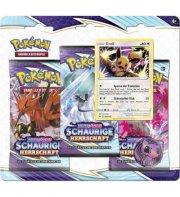Pokemon: Schaurige Herrschaft 3-Pack Blister Evoli (DE)