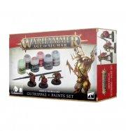 Warhammer Age of Sigmar: Gutrippaz + Paints Set